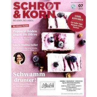 Zeitschrift Schrot & Korn November 2020