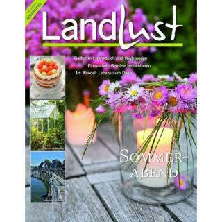 Landlust Zeitschrift Juli-August 2020