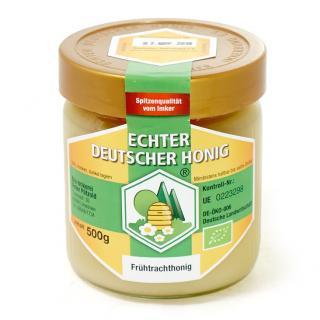 Honig Frühtracht 500g PP