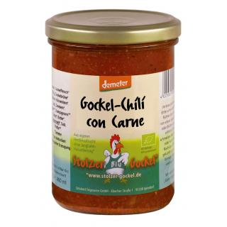 Gockel Chili con Carne 400ml GHOF