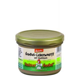 Schnittlauchleberwurst 200g GHOF