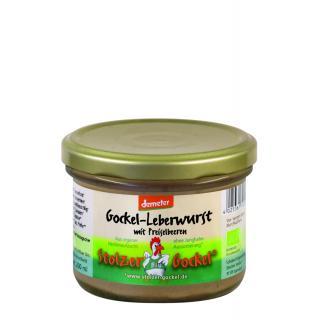 Preiselbeerleberwurst 200g GHOF