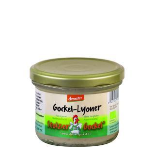 Gockel Lyoner 200g GHOF