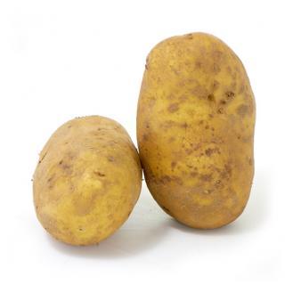 2kg Grill-FrühKartoffeln - auch für Pommes