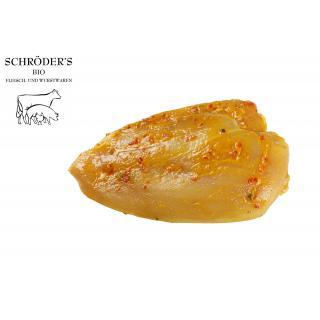 Hähnchenbrustfilet 1 St. m. Curry ~200g SCHR
