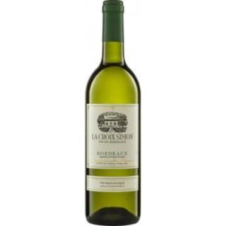 La Croix Simon Bordeaux AOP Blanc 1l
