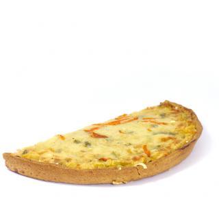 Kartoffel-Lauch-Tarte 1/2 Kuchen
