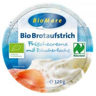 Frischcreme Lachs 125g