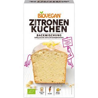 Kuchenbackmischung Zitrone 430g BVE