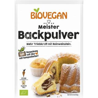 Meister Backpulver 3x17g BVE