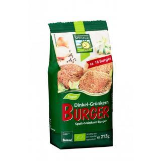 Dinkel-Grünkern Burger 275g BOL
