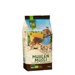 Mühlen Müsli Schokolade 500g BOL