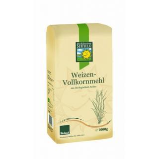 Weizenvollkornmehl 1kg BOL