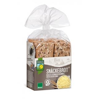 Snäckebrot Schwarzkümmel&Käse 200g