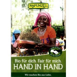 Infoheft - HAND IN HAND