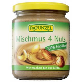 Mischmus 4 Nuts 250g RAP