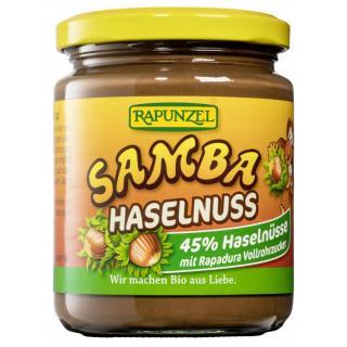 Samba Haselnuss-Schoko 250g RAP
