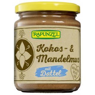 Kokos- und Mandelmus m. Datteln 250g RAP