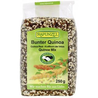 Quinoa bunt 250g RAP