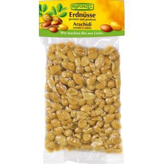 Erdnüsse geröstet, gesalzen 125g RAP