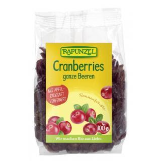 Cranberries 100g RAP