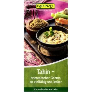 Infoheft - Tahin
