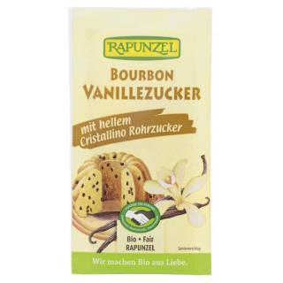 Vanillezucker Cristallino 4x8g RAP