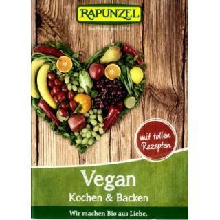 Infoheft - Vegan Kochen & Backen