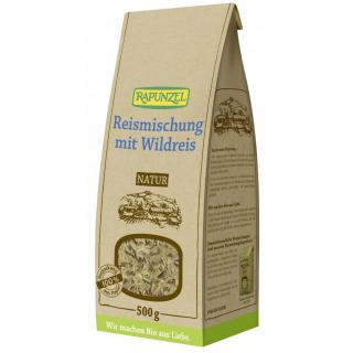 Reismischung m. Wildreis 500g RAP