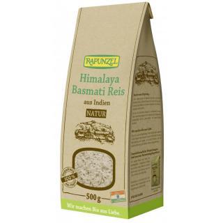Himalaya Basmati Reis natur 500g RAP