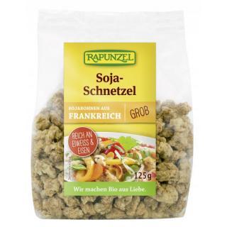 Soja-Schnetzel grob 125g RAP