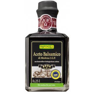 Aceto Balsamico di Modena 0,25l RAP