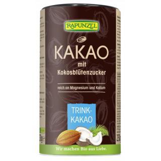 Kakao mit Kokosblütenzucker 250g RAP