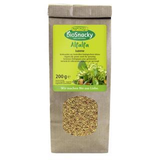 Alfalfa Luzerne bioSnacky 200g RAP