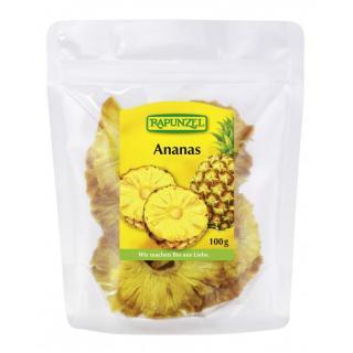 Ananas getrocknet 100g RAP