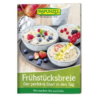 Infoheft - Frühstücksbreie