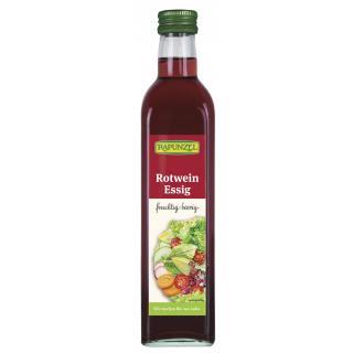 Rotweinessig  0,5l RAP