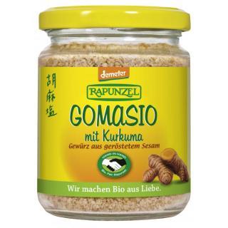 Gomasio mit Kurkuma 100g RAP