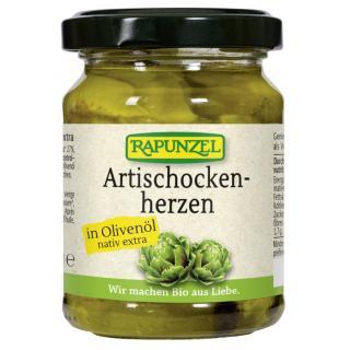 Artischockenherzen i.Olivenöl 120g RAP