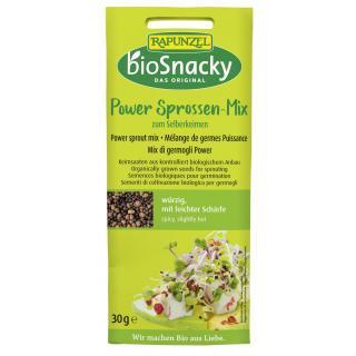 Power Sprossen-Mix bioSnacky 30g RAP
