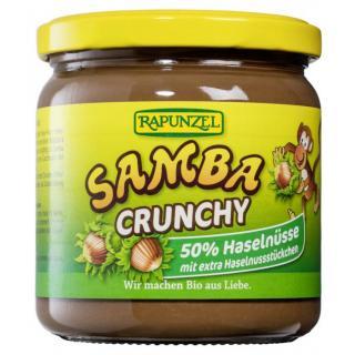 Samba Crunchy 375g RAP