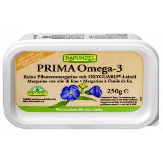 Pflanzenmargarine Omega-3 m.Leinöl 250g