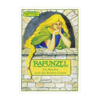 Rapunzel Märchen-Heft