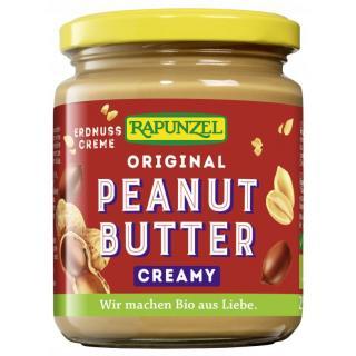 Peanutbutter Creamy 250g RAP