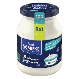 Rahmjoghurt mild 10 % SÖB