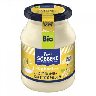 Jog. Buttermilch-Zitrone 500g SÖB