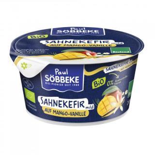 Sahne Kefir Mango-Van. 200g SÖB