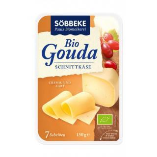 Gouda jung 45% in Scheiben 150g SÖB