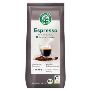 Espresso Minero, gemahlen 250g LEB