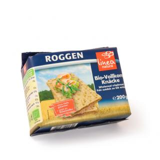 Roggen VK Knäcke 200g LNA